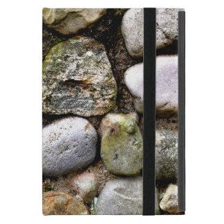 Field stone covers for iPad mini