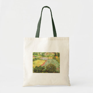 Field with poppies (1889) Bag