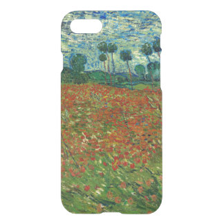 Field with Poppies by Van Gogh Fine Art iPhone 7 Case