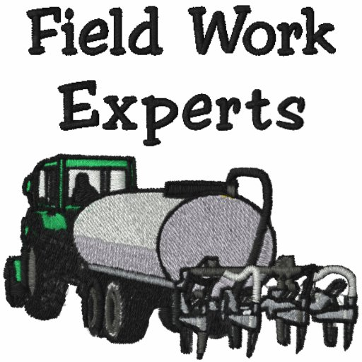 Field Work Experts Farmer Embroidered Shirt
