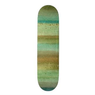 Fields in Spring I Skate Boards