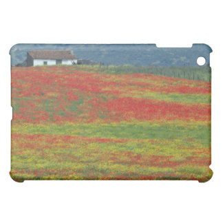 Fields of poppies near Cordoba, Andalusia fl Cover For The iPad Mini
