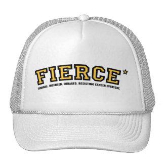 Fierce Against Cancer Cap