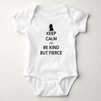 Fierce Baby Bodysuit