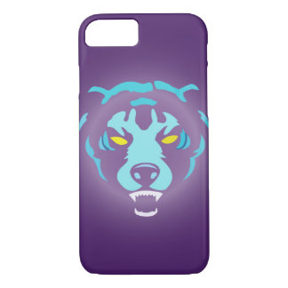 Fierce Bear iPhone 7 Case