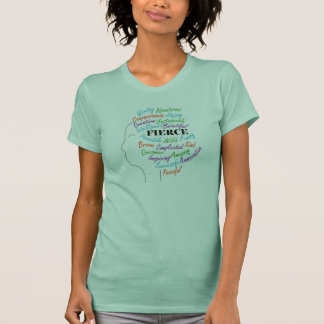 Fierce by Impower You T-Shirt