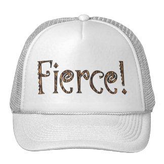 Fierce! Cap