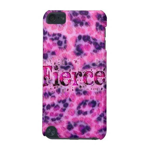 Fierce Cheetah Print iPod Touch (5th Generation) Case