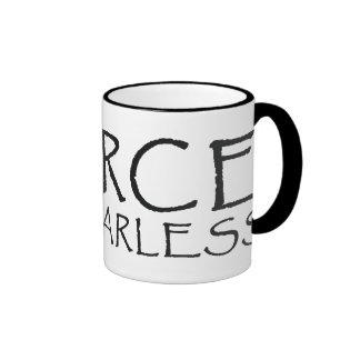 Fierce Coffee Mug