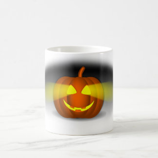 Fierce Jack-O-Lantern Coffee Mug