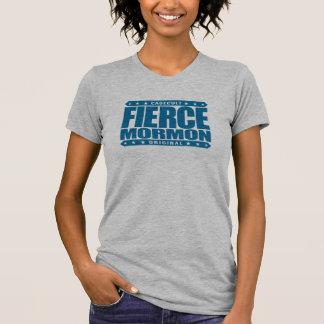 FIERCE MORMON - Fearless Latter-day Saint Member Tshirts