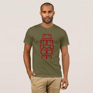 Fierce Red Totem T-shirt