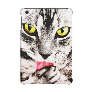 Fierce Tabby Cat Ipad Mini Case