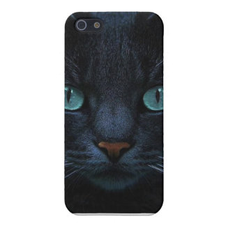FIERCED CAT IPHONE CASE COVER FOR iPhone 5/5S