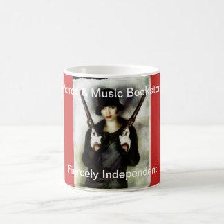 Fiercely independent mug