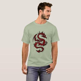 Fiery Dragon in Crimson Splendor! T-Shirt