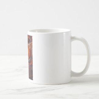 Fiery eye mugs