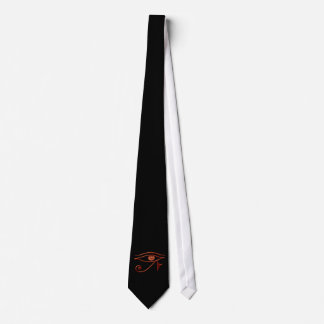 Fiery Eye Of Horus Tie