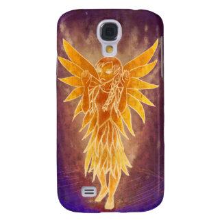 Fiery Fairy Galaxy S4 Cases