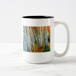Fiery Forest Mug