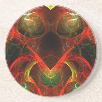 Fiery Fractal Coaster