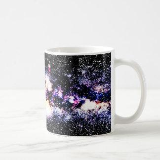 Fiery Galaxy Coffee Mug
