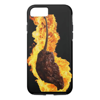 Fiery Ghost Pepper iPhone 7 Case