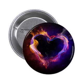 fiery love buttons