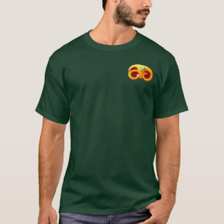 Fiery Maya Animal Claw T-Shirt