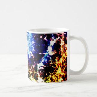 Fiery Nebula Mug