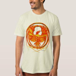 Fiery Phoenix Men's Organic T-Shirt