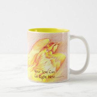 Fiery Phoenix Mug