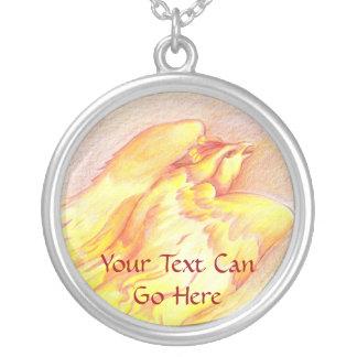 Fiery Phoenix Necklace