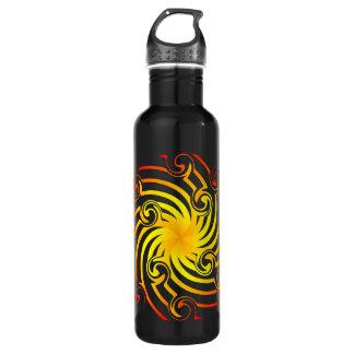 Fiery Pinwheel 710 Ml Water Bottle