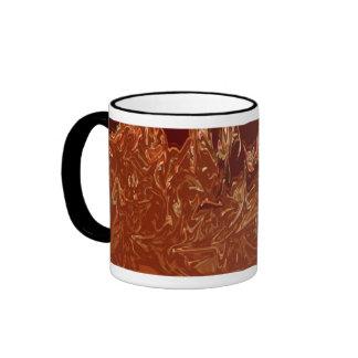 Fiery Ringer Mug