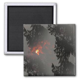 Fiery Sun... Magnet