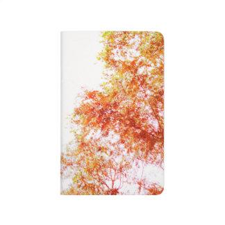 Fiery Tree Notebook Journals