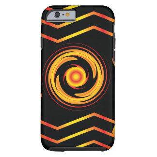 Fiery vortex tough iPhone 6 case