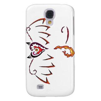 Fiery Wings Samsung Galaxy S4 Covers