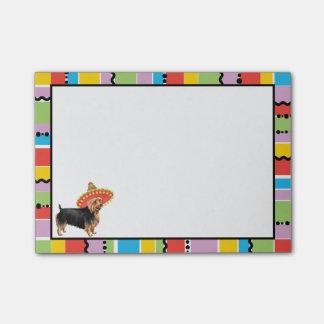 Fiesta Australian Terrier Post-it Notes