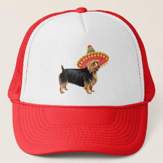 Fiesta Australian Terrier Trucker Hat