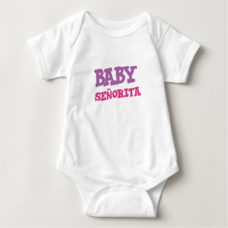 Fiesta Baby Bodysuit, Mexican Baby Outfit Baby Bodysuit