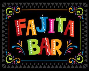 Image result for fajita bar