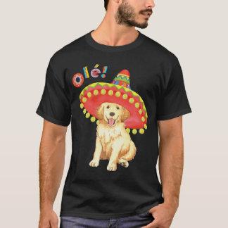 Fiesta Golden Retriever T-Shirt