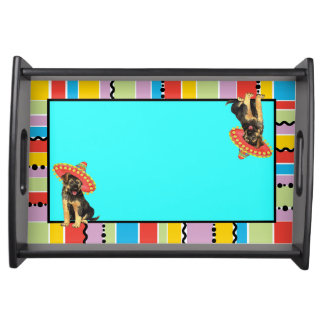 Fiesta GSD Serving Tray