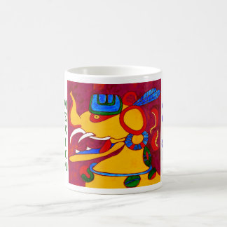 FIESTA INN CANCUN- COLOP U UICHKIN COFFEE MUG