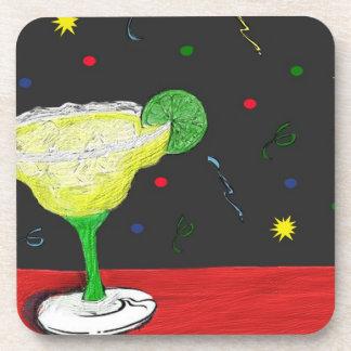 Fiesta Margarita Coaster