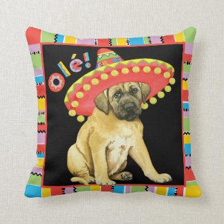 Fiesta Mastiff Cushion