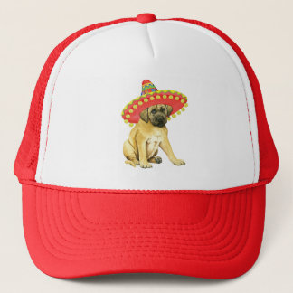 Fiesta Mastiff Trucker Hat