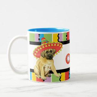 Fiesta Mastiff Two-Tone Coffee Mug